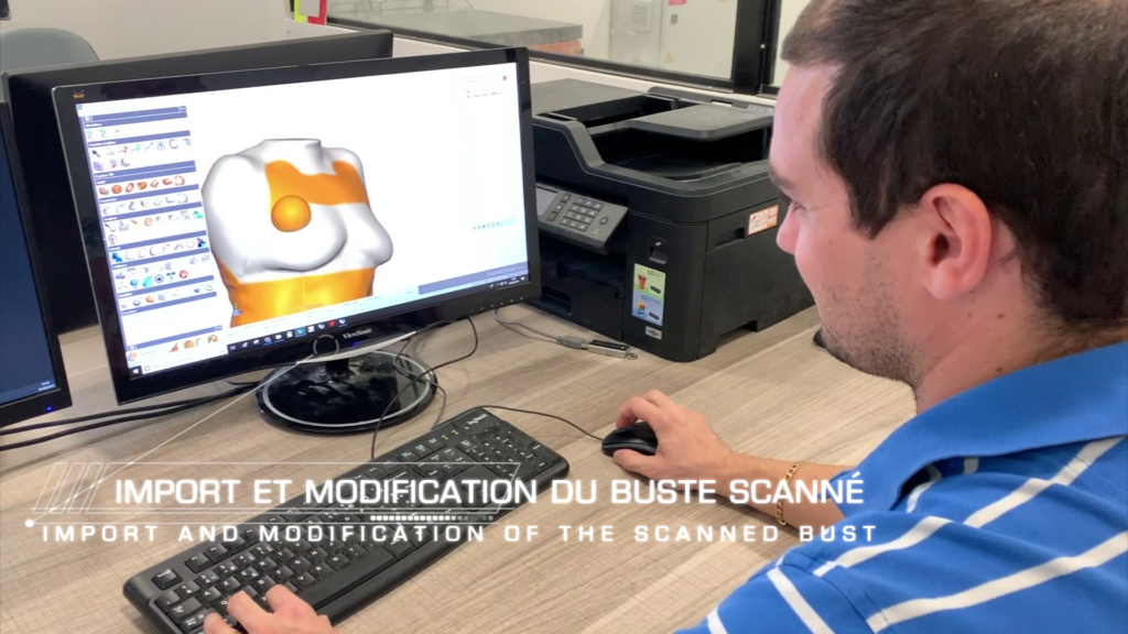 Outils logiciels adaptés aux cellules d'usinages robotiques